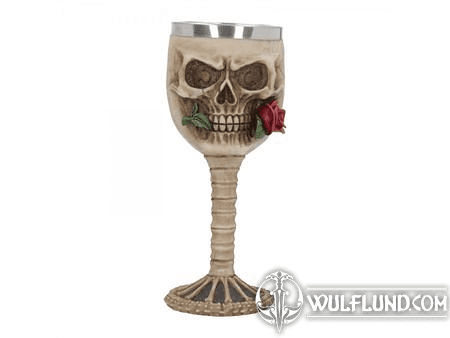 ROSE FROM THE DEAD GOBLET
