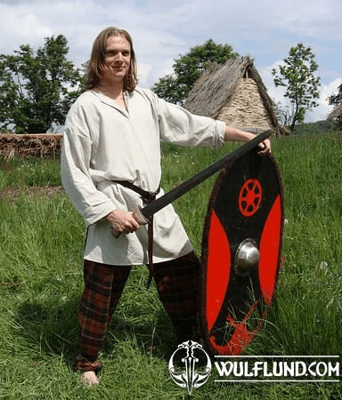 WOOLEN HAND-SEWN CELTIC TROUSERS