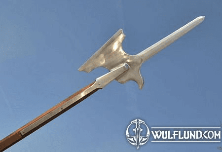HALBERD IV, REPLICA OF A POLE WEAPON