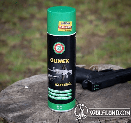 GUNEX, BALLISTOL, OIL FOR GUNS AND COLD WEAPONS, 400 ML