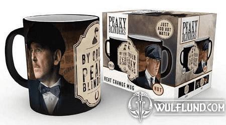 PEAKY BLINDERS HEAT CHANGE MUG BY ORDER