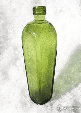 GLASS CARAFE FOR OIL