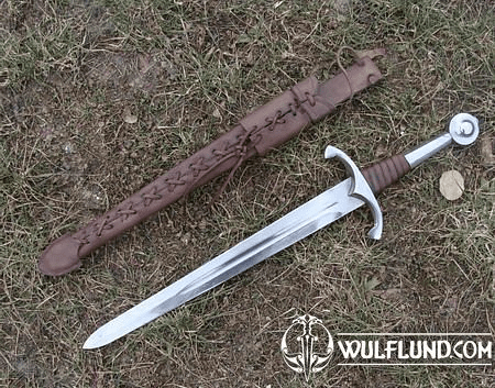 DAGGER DE LUXE AND SCABBARD