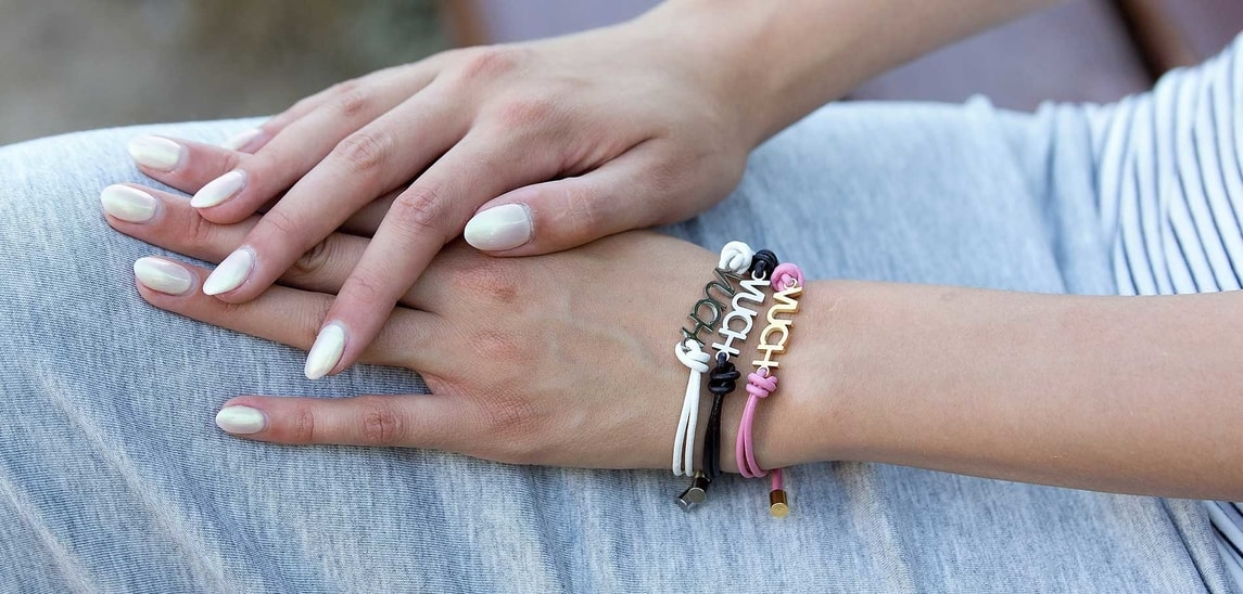 Pulsera Leather Star
