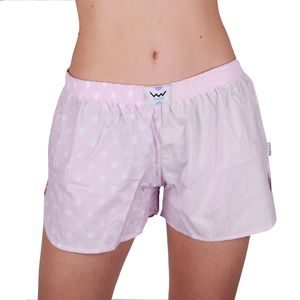 Dotty Shorts Pink