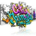SLIKA - GRAFFITI: CITY JUNGLE - POP ART SLIKE{% if kategorie.adresa_nazvy[0] != zbozi.kategorie.nazev %} - SLIKE{% endif %}