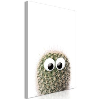 Kép - Cactus With Eyes (1 Part) Vertical