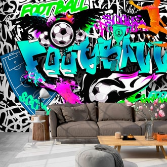 Fotótapéta - Sports Graffiti