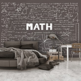 Foto tapeta - Mathematical Handbook