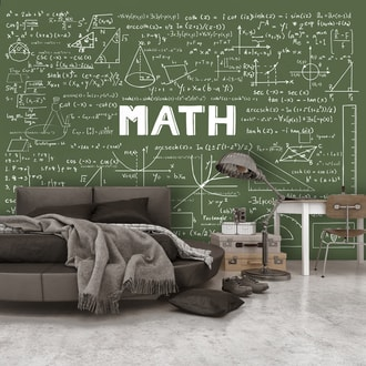 Foto tapeta - Mathematical Formulas