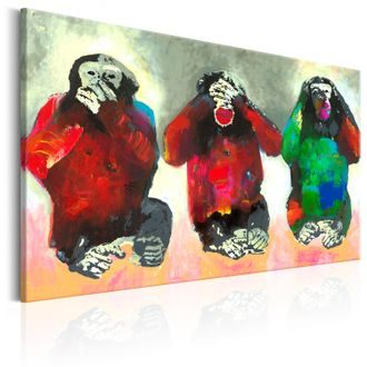 Kép - Three Wise Monkeys