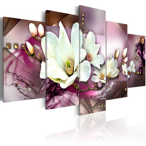SLIKA - MAGNETIC ABSTRACTION WITH AN ORCHID