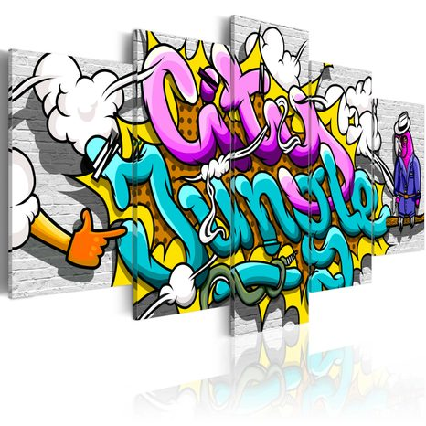 SLIKA - GRAFFITI: CITY JUNGLE