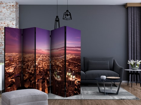 PARAVÁN -CHICAGO PANORAMA - CHICAGO PANORAMA II [ROOM DIVIDERS]