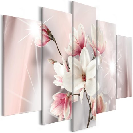 SLIKA - DAZZLING MAGNOLIAS (5 PARTS) WIDE