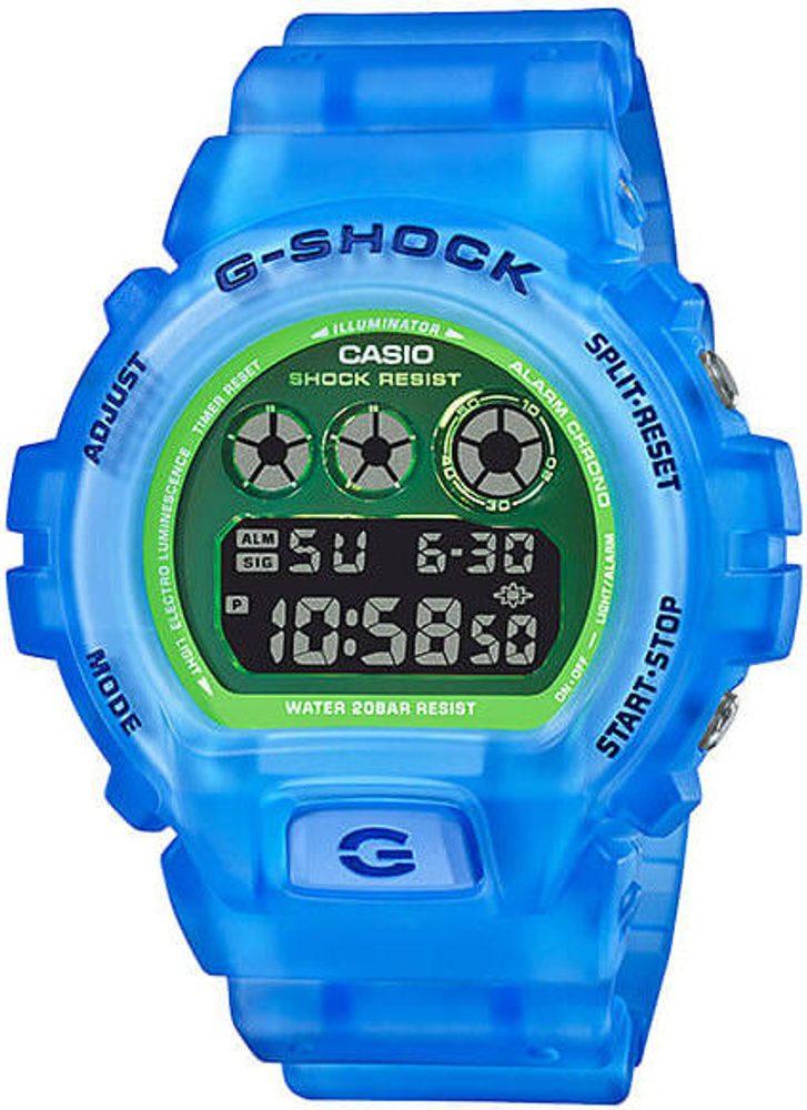 Casio G-Shock DW-6900LS-2ER + 5 let záruka, pojištění hodinek ZDARMA