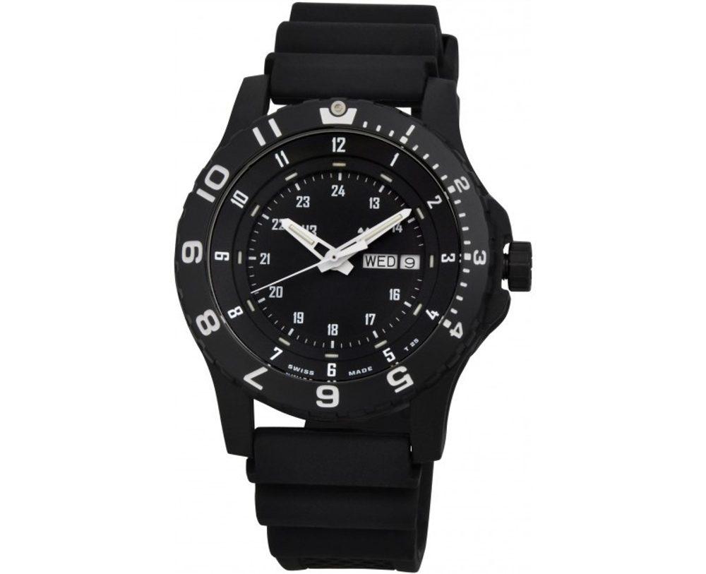 Traser P 6600 Type 6 MIL-G Sapphire pryž + 5 let záruka, pojištění hodinek ZDARMA