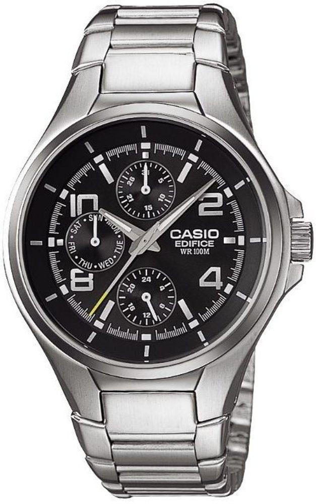 Casio EF-316D-1AVEF + 5 let záruka, pojištění hodinek ZDARMA