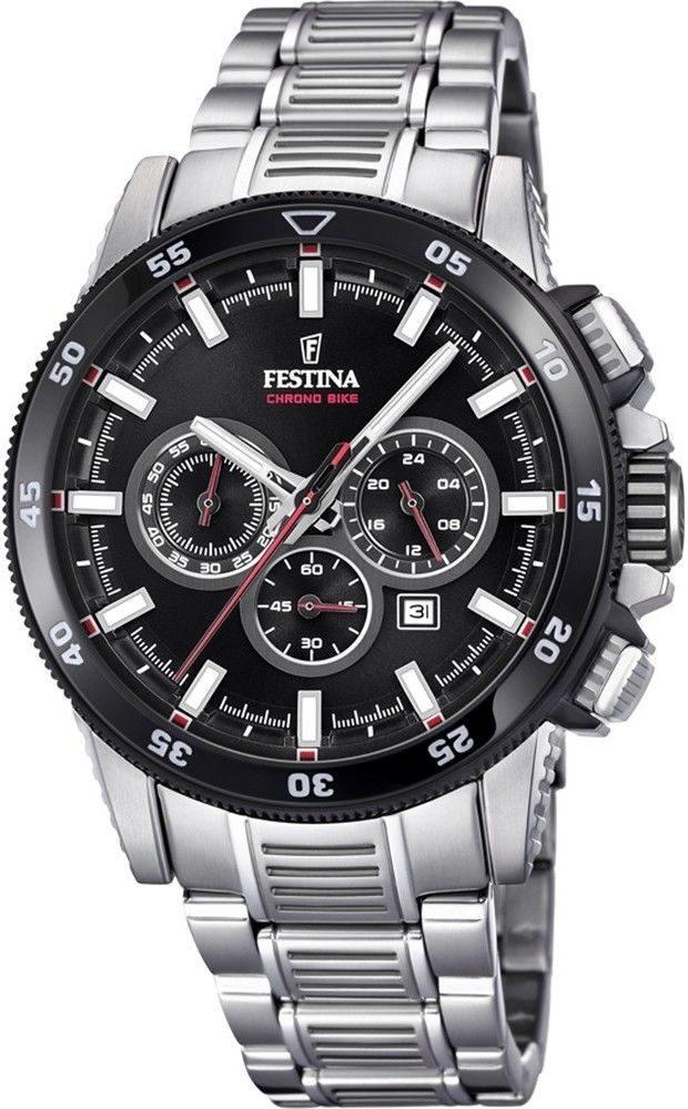 Festina Chrono Bike 20352/6 + 5 let záruka, pojištění hodinek ZDARMA