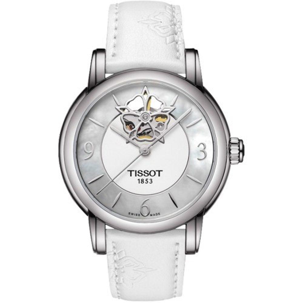 Tissot Lady Heart Automatic T050.207.17.117.04 + 5 let záruka, pojištění hodinek ZDARMA