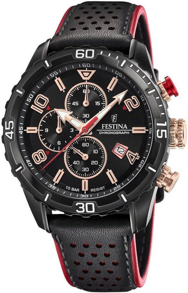 Festina Chrono Sport 20519/4 + 5 let záruka, pojištění hodinek ZDARMA