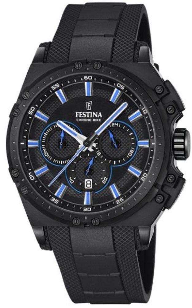 Festina Chrono Bike 16971/2 + 5 let záruka, pojištění hodinek ZDARMA