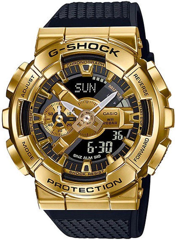 Casio G-Shock GM-110G-1A9ER + 5 let záruka, pojištění hodinek ZDARMA