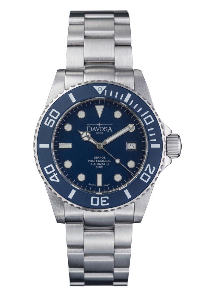 Davosa Ternos Professional Matt Suit Automatic 161.582.45 + 5 let záruka, pojištění hodinek ZDARMA