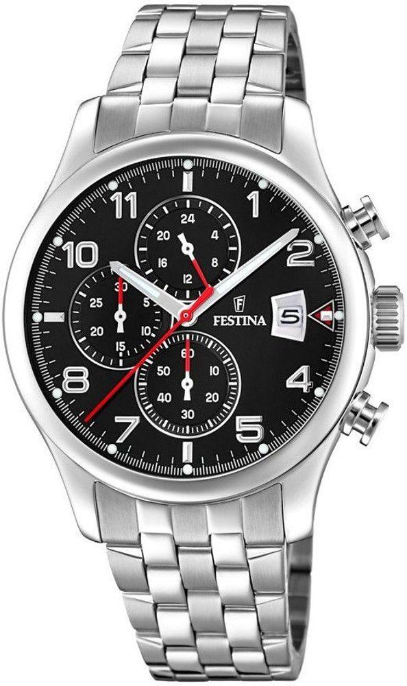 Festina Chrono Sport 20374/6 + 5 let záruka, pojištění hodinek ZDARMA