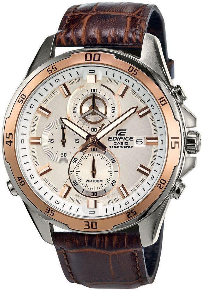 Casio EFR-547L-7AVUEF + 5 let záruka, pojištění hodinek ZDARMA