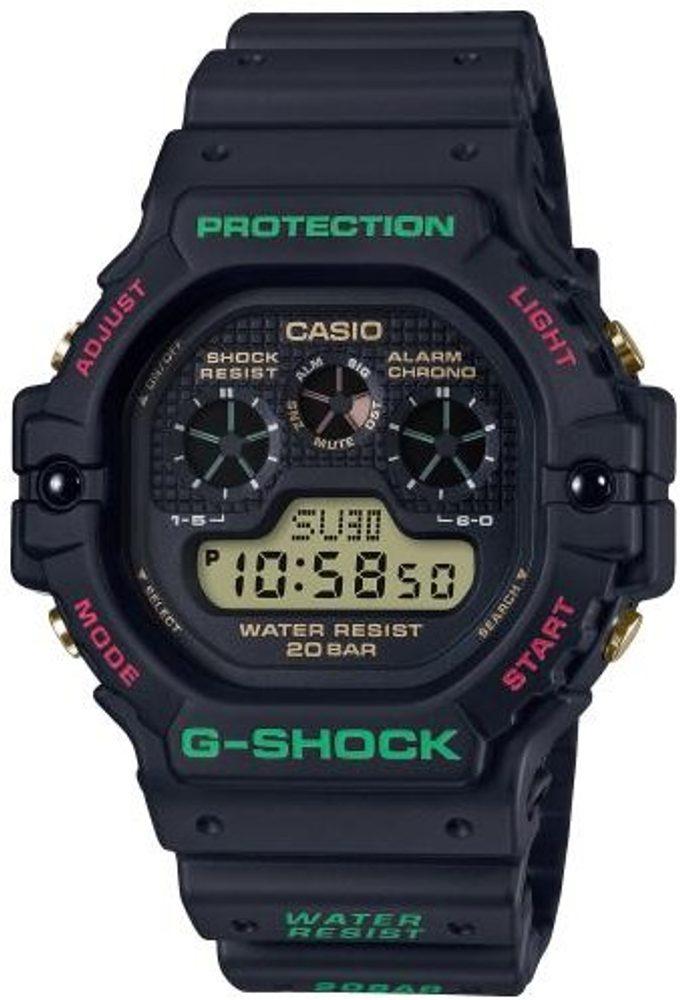 Casio G-Shock DW-5900TH-1ER + 5 let záruka, pojištění hodinek ZDARMA