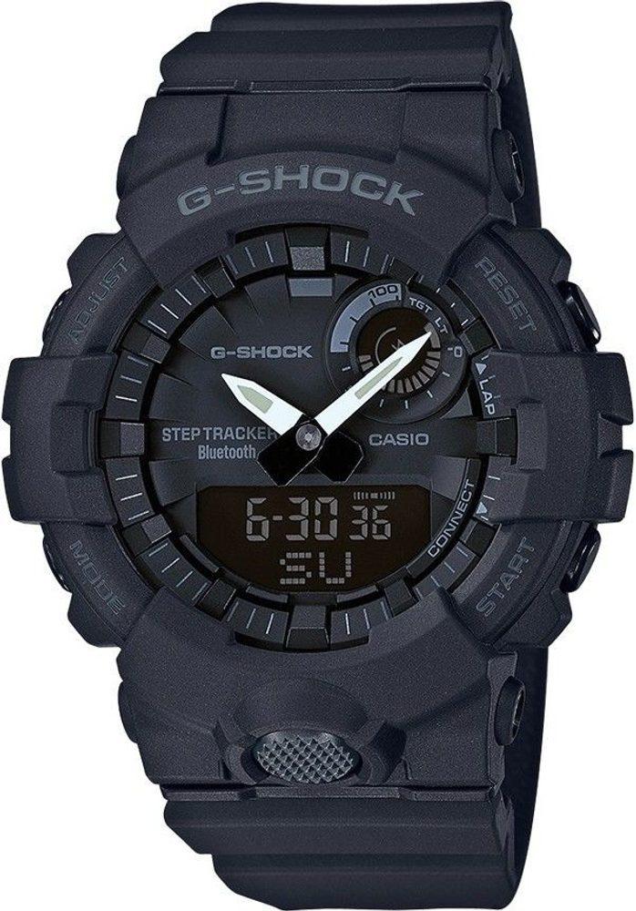 Casio GBA-800-1AER + 5 let záruka, pojištění hodinek ZDARMA