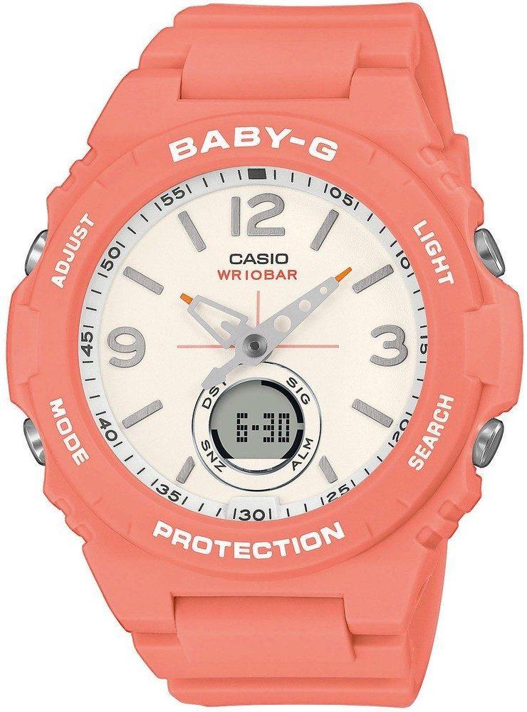 Casio Baby-G BGA-260-4AER + 5 let záruka, pojištění hodinek ZDARMA