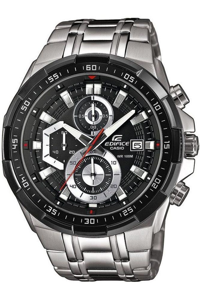 Casio EFR-539D-1AVUEF + 5 let záruka, pojištění hodinek ZDARMA