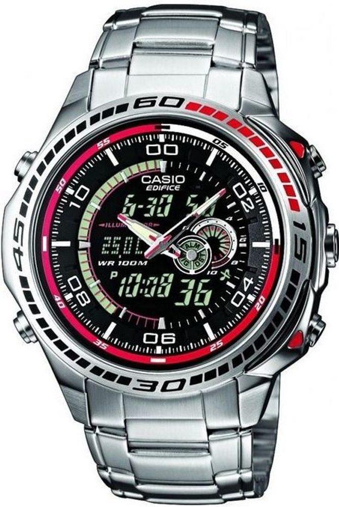 Casio EFA-121D-1AVEF + 5 let záruka, pojištění hodinek ZDARMA