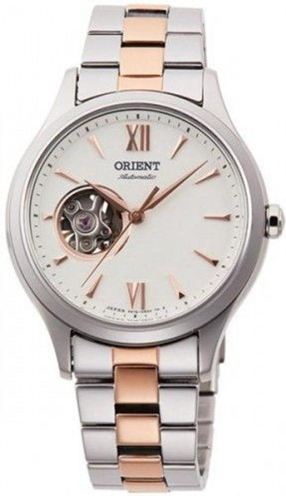 Orient Contemporary Ladies Semi Skeleton RA-AG0020S + 5 let záruka, pojištění hodinek ZDARMA