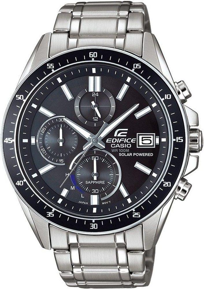 Casio EFS-S510D-1AVUEF + 5 let záruka, pojištění hodinek ZDARMA