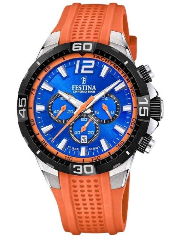 Festina Chrono Bike 20523/6 + 5 let záruka, pojištění hodinek ZDARMA
