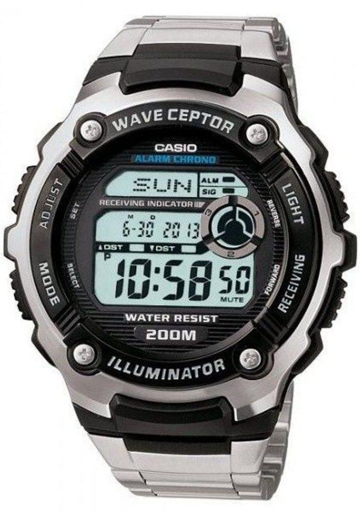 Casio WV-200DE-1AVER + 5 let záruka, pojištění hodinek ZDARMA