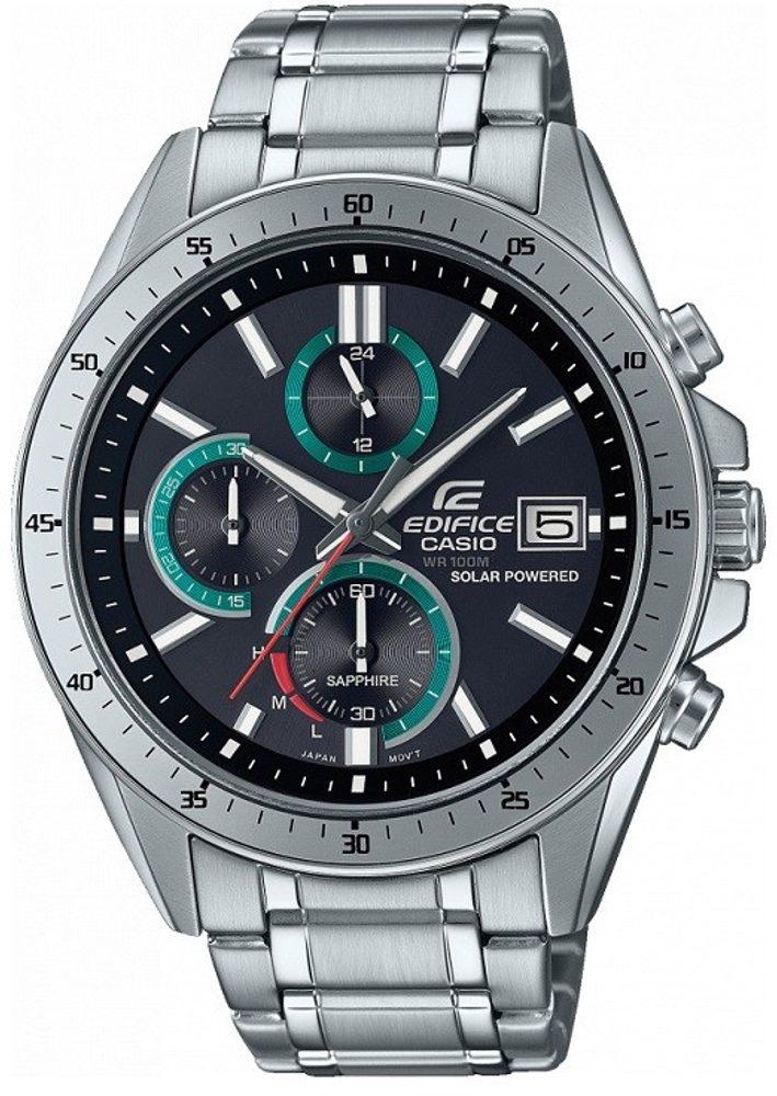 Casio Edifice EFS-S510D-1BVUEF + 5 let záruka, pojištění hodinek ZDARMA