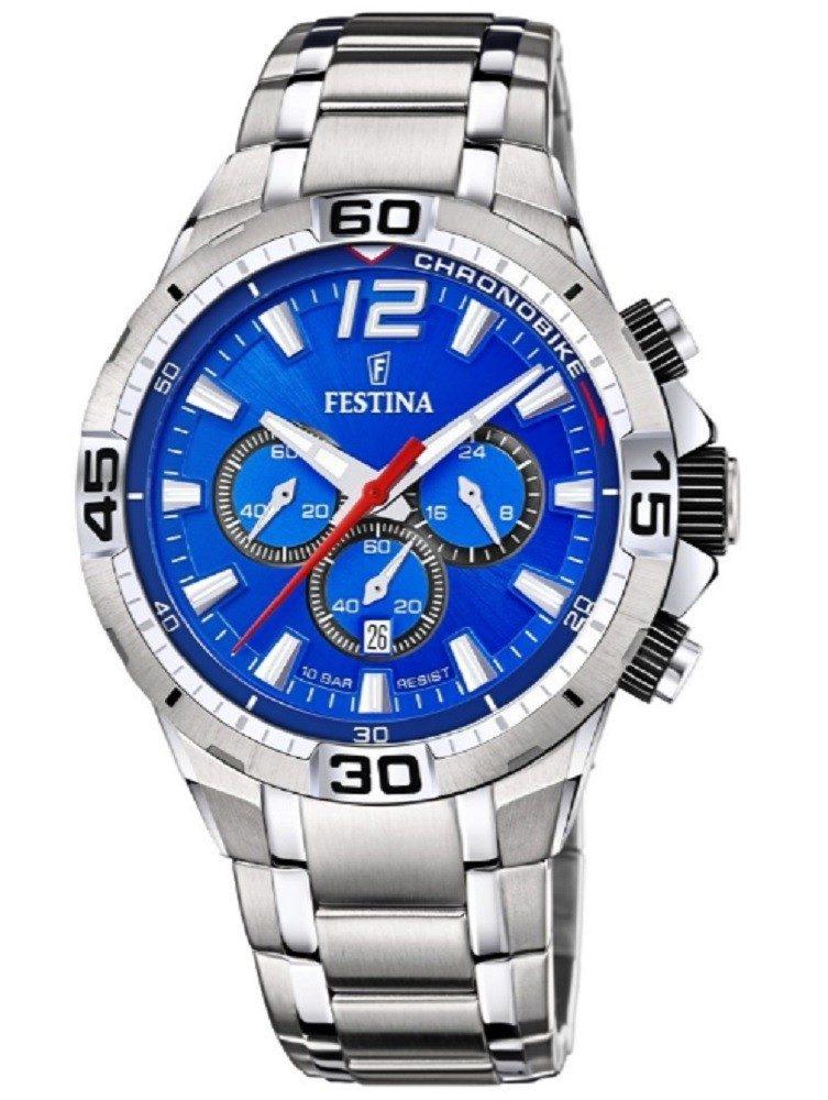 Festina Chrono Bike 20522/2 + 5 let záruka, pojištění hodinek ZDARMA