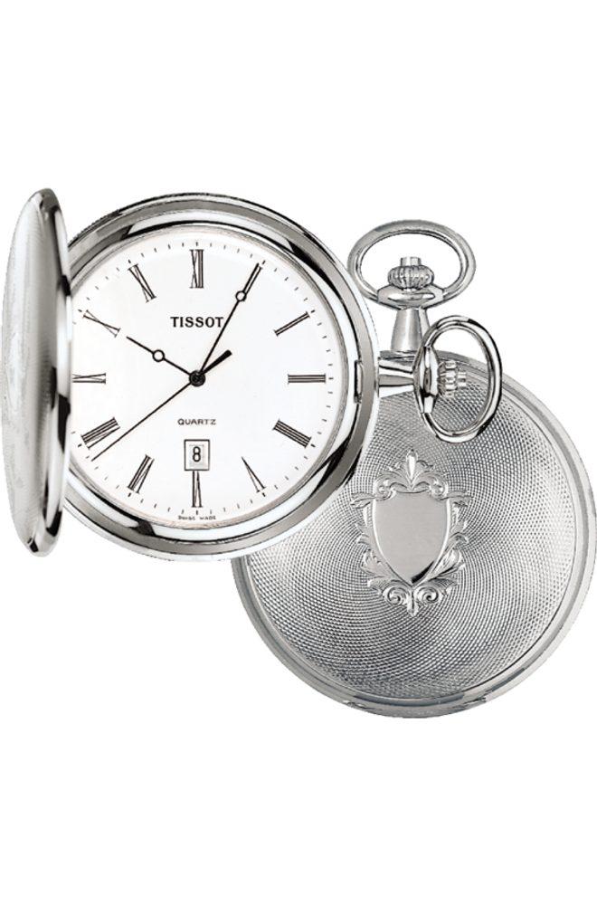 Tissot Savonnette T83.6.508.13 + 5 let záruka, pojištění hodinek ZDARMA