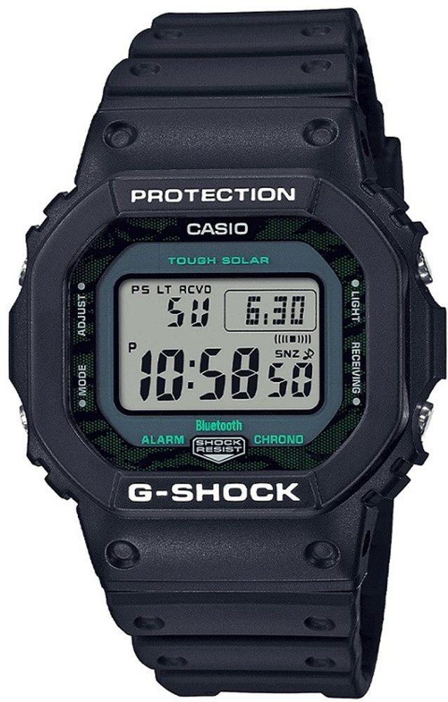 Casio G- Shock GW-B5600MG-1ER + 5 let záruka, pojištění hodinek ZDARMA