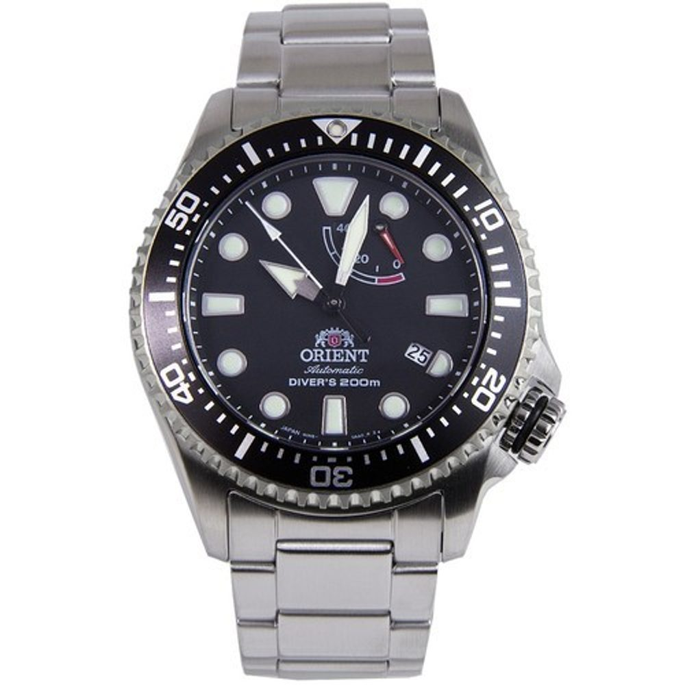 Orient RA-EL0001B + 5 let záruka, pojištění hodinek ZDARMA