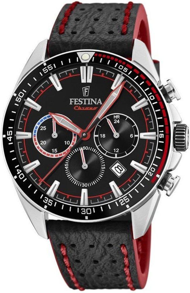 Festina Chrono Sport 20377/6 + 5 let záruka, pojištění hodinek ZDARMA