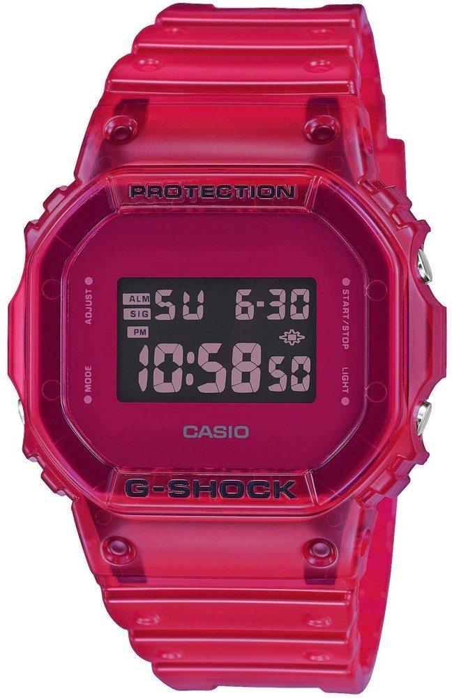 Casio G-Shock DW-5600SB-4ER + 5 let záruka, pojištění hodinek ZDARMA