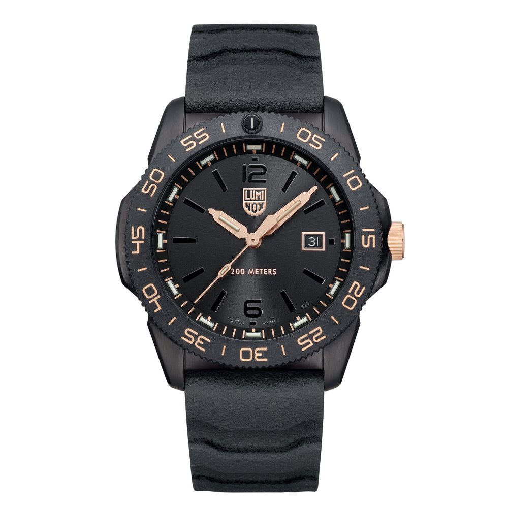 Luminox XS.3121.BO.GOLD + 5 let záruka, pojištění hodinek ZDARMA