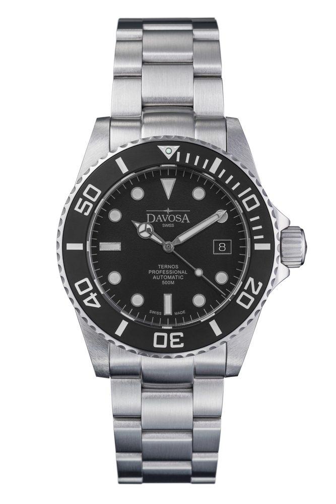 Davosa Ternos Professional Matt Suit Automatic 161.582.55 + 5 let záruka, pojištění hodinek ZDARMA