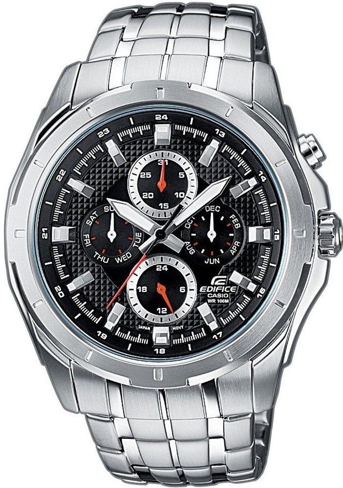 Casio EF-328D-1AVEF + 5 let záruka, pojištění hodinek ZDARMA