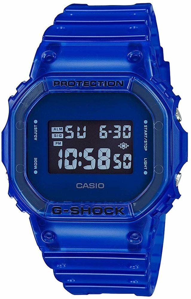 Casio G-Shock DW-5600SB-2ER + 5 let záruka, pojištění hodinek ZDARMA